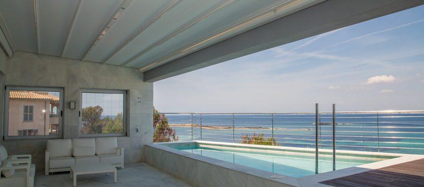 Apartment in 1. line from Colonia St. Jordi — AP 253 KP