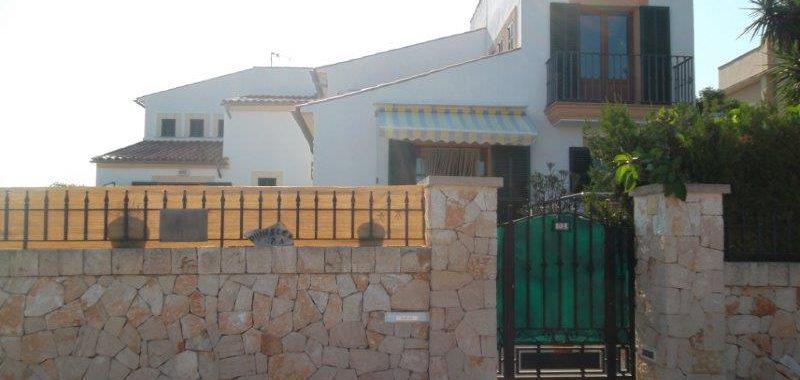Chalet mit sep. Apartement in Portocolom — CH 29 VK