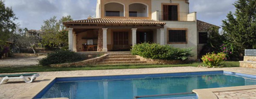 Finca mit Pool bei Calonge – Cala D´or   —   F 30