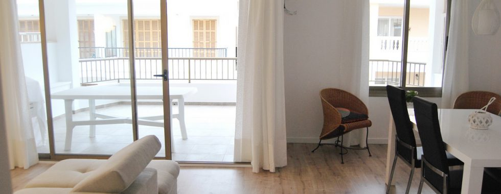 Modernes Apartment in Hafennähe von Colonia St. Jordi — AP 327