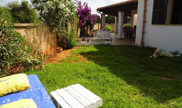 Parterrechalet mit Garten in der Nähe der S Amarrador — CH 139