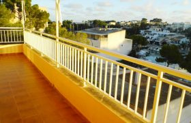 Apartment in erster Linie des Hafens von Porto Petro — AP 378 CM
