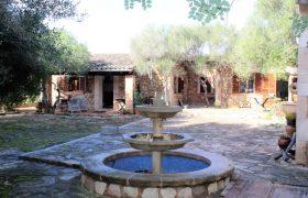Urige Parterrefinca mit Pool bei Santanyi – Alqueria Blanca — F 30141