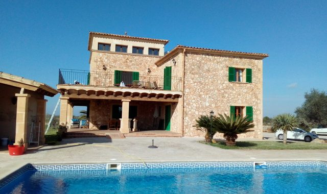 2 storied house with licence near S Almunia – Es LLombards — F 08 a CM